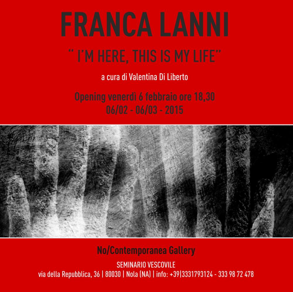 Mostra Franca Lanni
